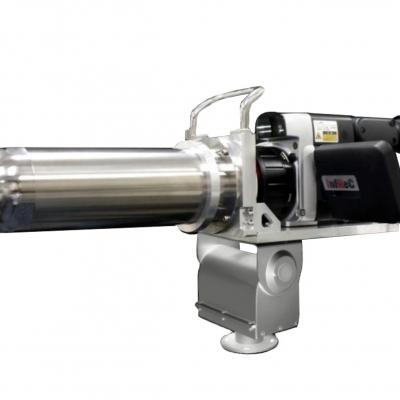Brennraum Inspektion Wärmebildkamera