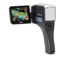 irPOD Leistungsfähige IR-Wärmebildkamera, Infrarotkamera Avio NEC Thermo GEAR G100EX