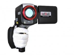 irPOD Professionelle IR-Wärmebildkamera, Infrarotkamera Avio Thermo GEAR G120EX