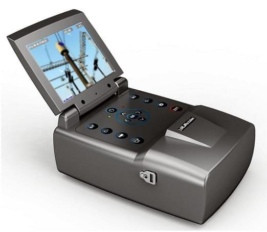 UV Korona Kamera Detektionssystem