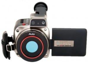 irPOD 1.2 MP IR-Wärmebildkamera, Infrarotkamera Avio NEC InfReC R500EX