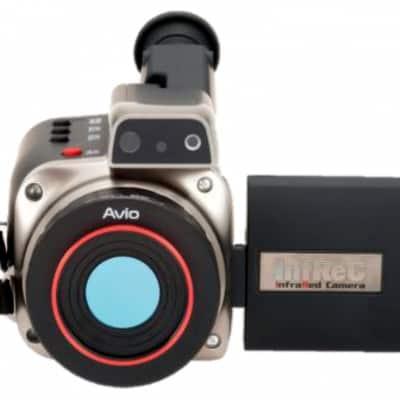 Handgehaltene Wärmebildkameras