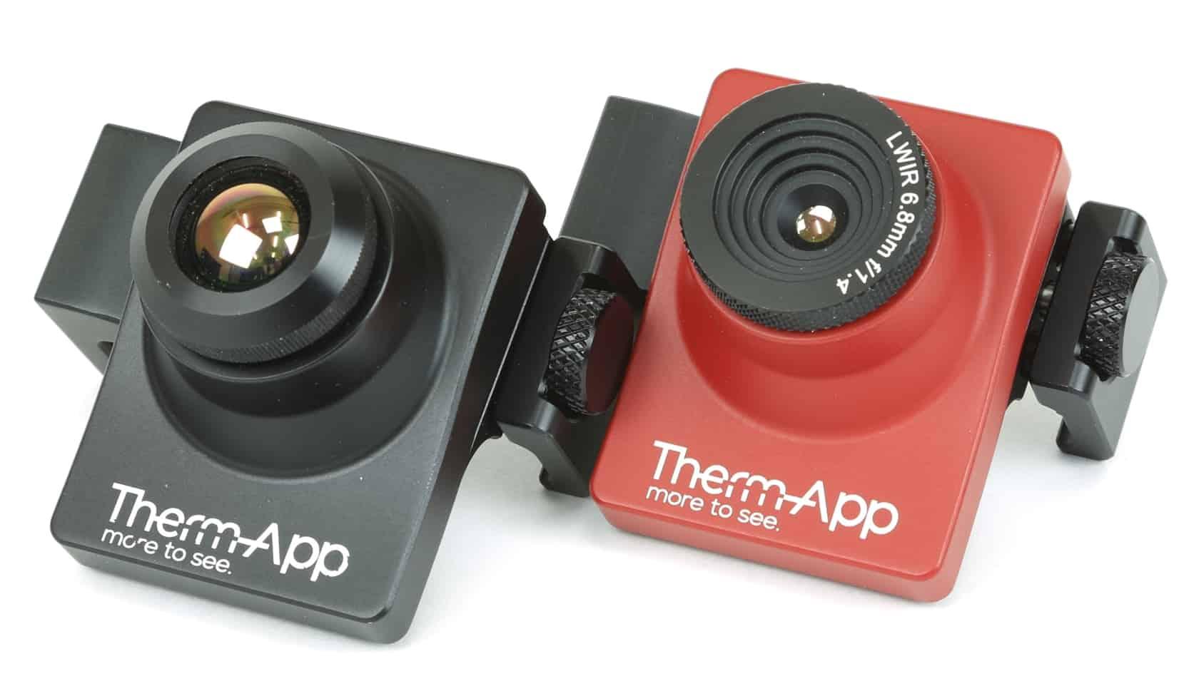 therm app th hochaufl sende infrarot w rmebildkamera f r smartphones avio nec. Black Bedroom Furniture Sets. Home Design Ideas