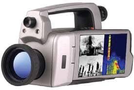 Infrarot Gas Kameras