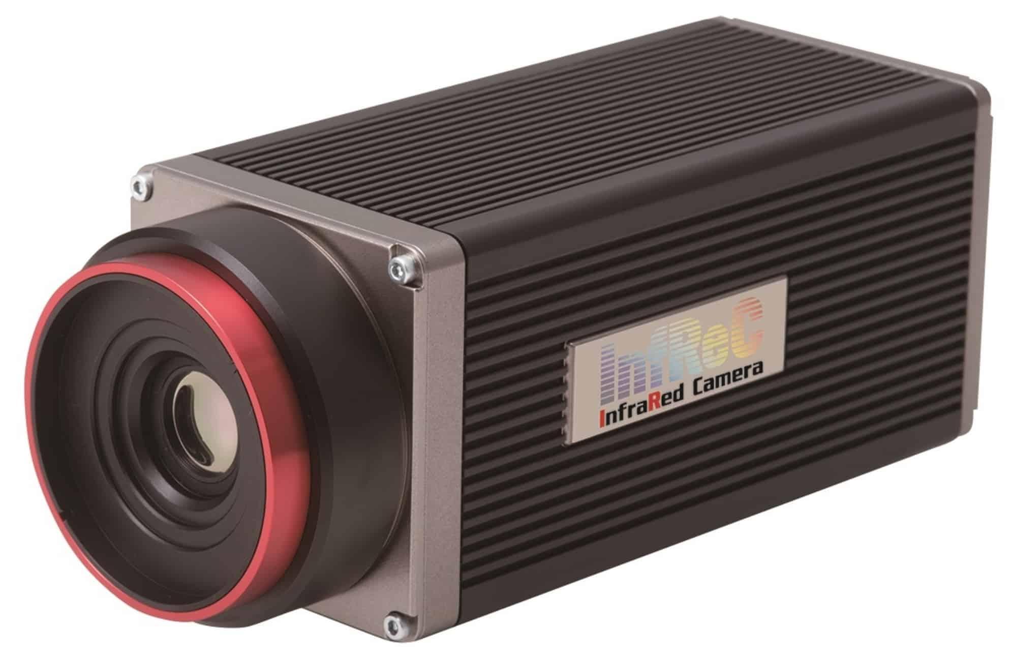 Industrial IR camera Avio Thermo Tracer TS600