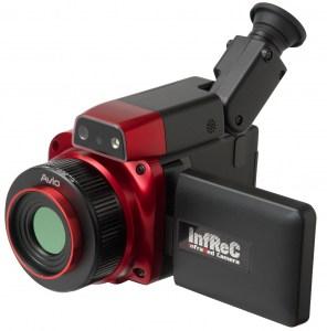 irPOD 1.2 MP IR-Wärmebildkamera, Highspeed IR-Kamera Avio InfReC R550