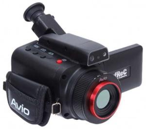 irPOD HD IR-Wärmebildkamera, Highspeed IR-Kamera Avio InfReC R450